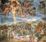 Michelangelo - Conversion of Saint Paul