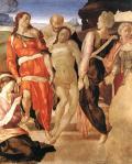 Michelangelo - Entombment