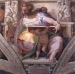 Michelangelo - Sistine Chapel ceiling - Daniel