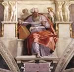 Michelangelo - Sistine Chapel ceiling - Joel