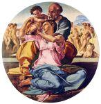 Michelangelo - Tondo Doni