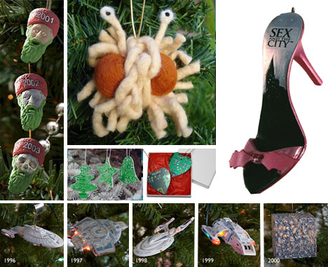 creative-alternative-strange-christmas-tree-ornaments1