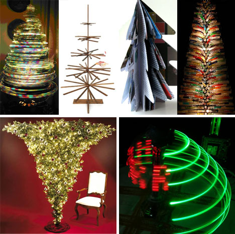 creative-alternative-sustainable-christmas-trees