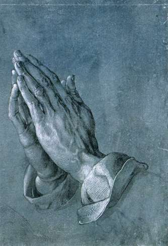 Albrecht Dürer – Praying Hands