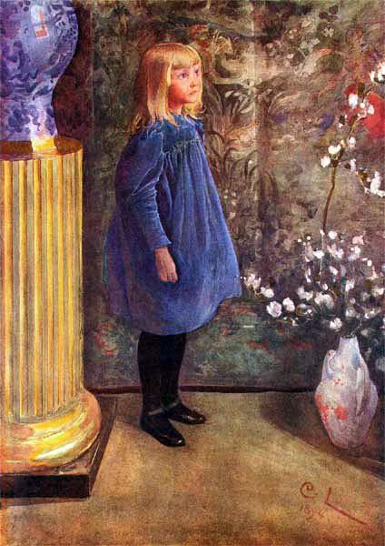 Carl Larsson - Ulla