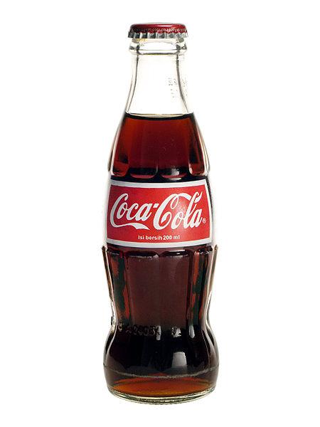 CocaColaBottle_background_free