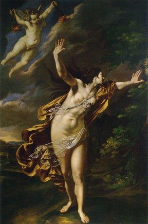 Artemisia Gentileschi - Aurora