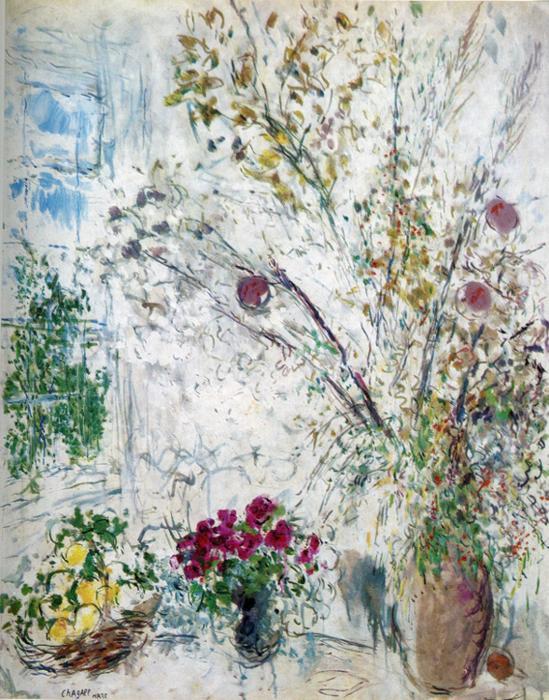 Marc Chagall. Lunaria