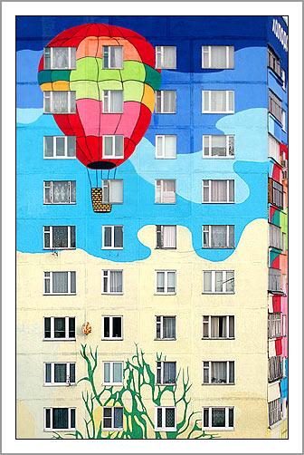 Ramenskoye's Painted Houses11
