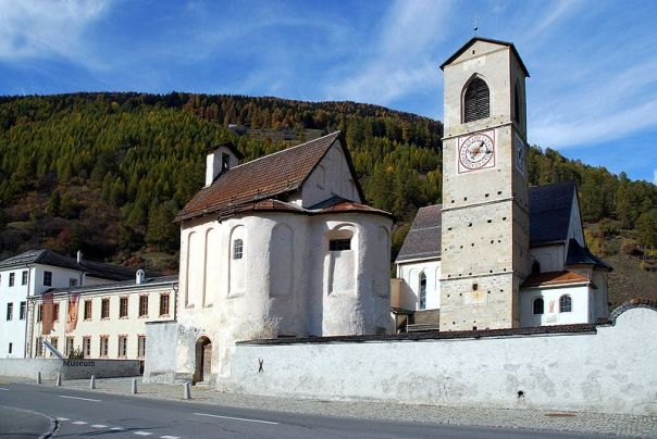 Benedictine Convent of St. John at Müstair
