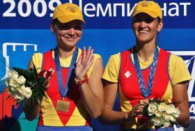 Camelia Lupaşcu şi Nicoleta Albu