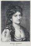 Theodor Aman.Dama Romana