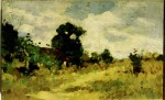 Theodor Aman-Peisaj