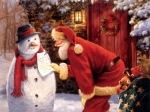 10-santa-snowman