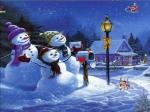 26,Happy-snowmen