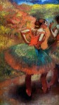 Edgar Degas. Dancer Sun