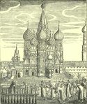 Saint Basil's Cathedral, Moscow (1554)