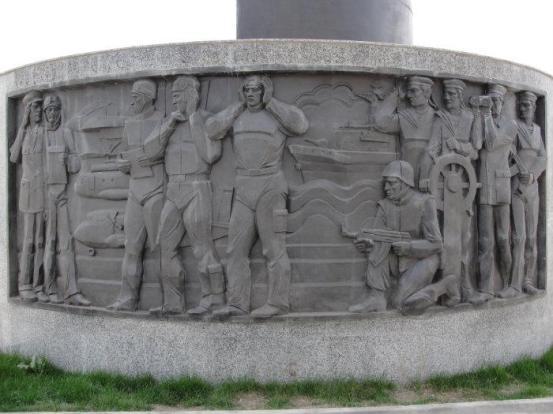 Monumentul Eroilor Militari Romani (Bucureşti)