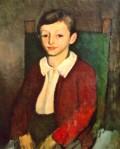 Corneliu Baba - Portret de copil