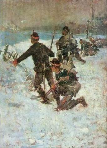 Ștefan Luchian – Inainte, baieti
