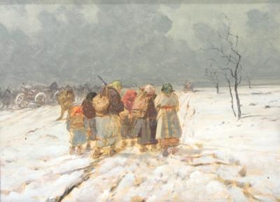 Emilian Lăzărescu - Pribegie