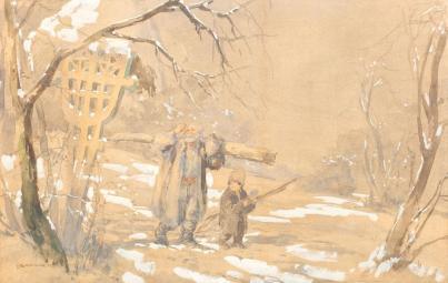 Ignat Bednarik – Drumul spre casă