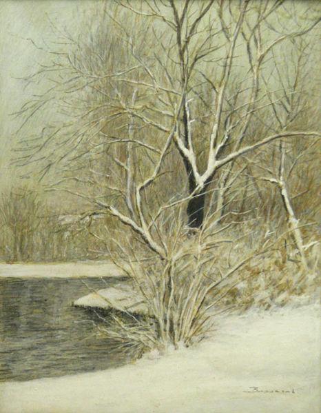 Ludovic Bassarab – Iarna