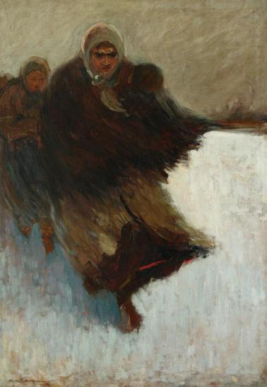 Marin H. Georgescu - Refugiatii