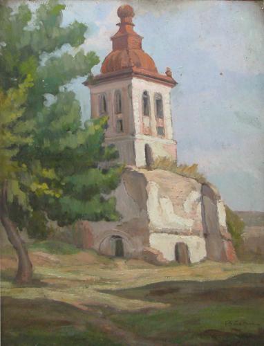 Aurel Băeșu - Clopotnita