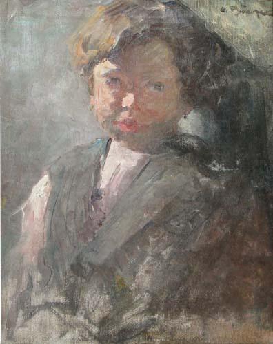 Aurel Băeșu - Copilita