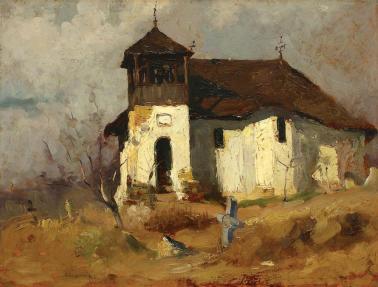 Aurel Băeșu - După furtună