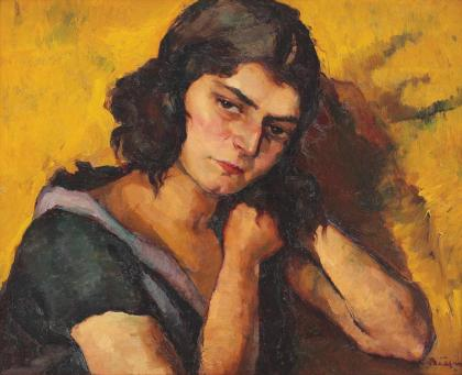 Aurel Băeșu – Melancolie
