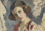 Aurel Băeșu - Portret de femeie