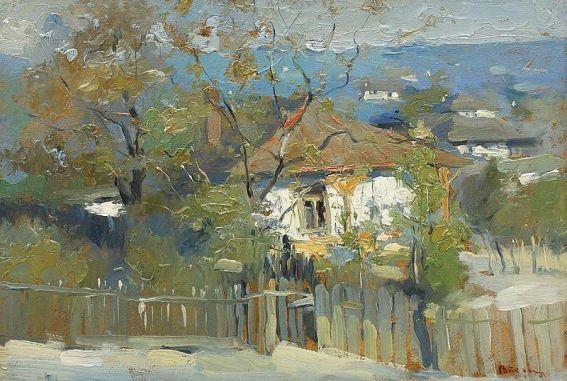 Aurel Băeșu - Primavara