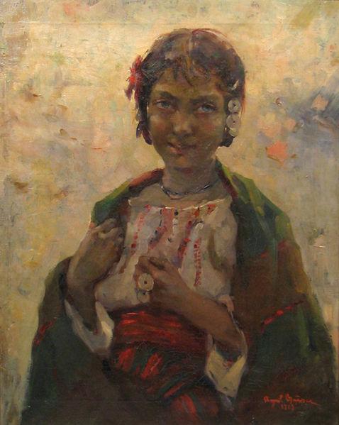 Aurel Băeșu - Tiganca