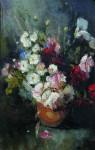 Aurel Băeșu - Ulcica cu flori de camp