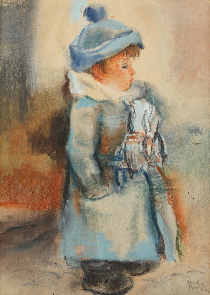 Aurel Jiquidi - Căciula albastră