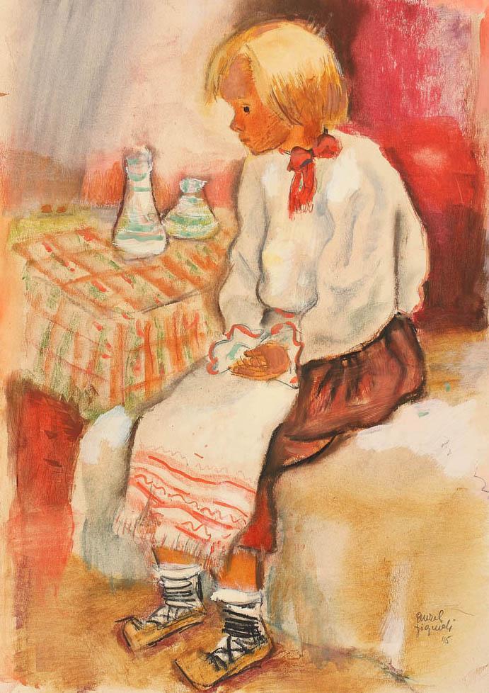 Aurel Jiquidi - Cumințica