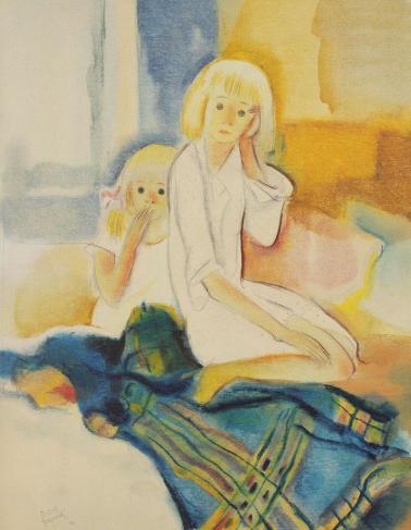 Aurel Jiquidi - La culcare