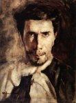 Ştefan Luchian - Autoportret,