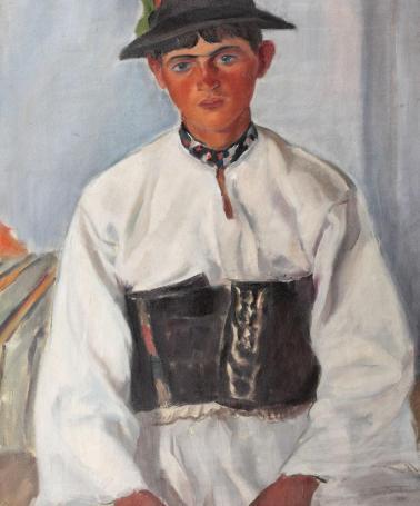 Ștefan Constantinescu - Flăcău din Oaș