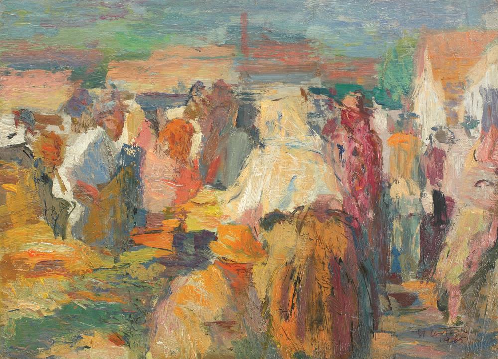 Ștefan Constantinescu - La târg