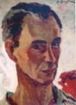 Ștefan Dimitrescu - Autoportret