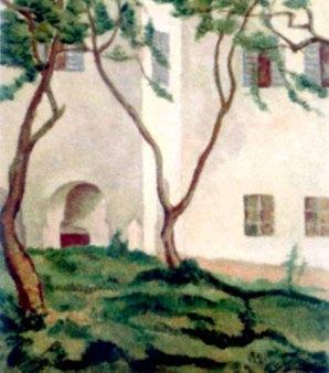 Ștefan Dimitrescu - Castelul Brancovenesc din Sambata de Sus