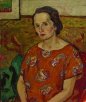 Ștefan Dimitrescu - Fata din profil