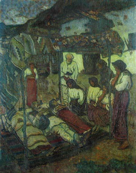 Ștefan Dimitrescu - Mortii de la Casin