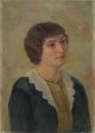 Ștefan Dimitrescu - Portretul unei doamne
