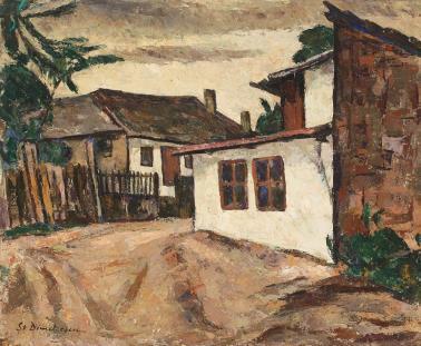 Ștefan Dimitrescu - Uliță
