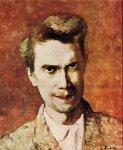 Ștefan Luchian - Autoportret