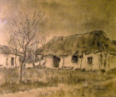 Ștefan Luchian - Casa de tara